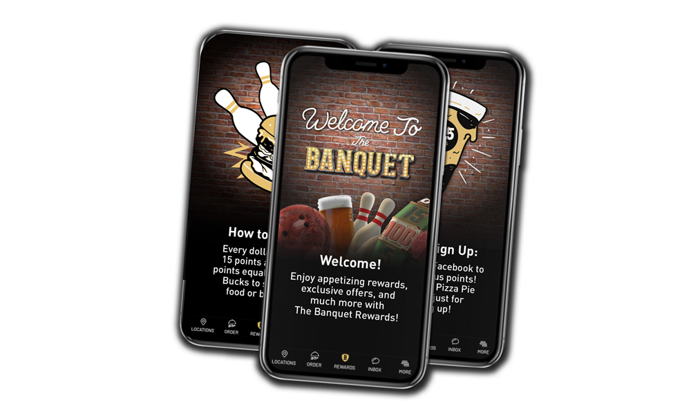 The Banquet Mobile Application SEO SEM Strategy
