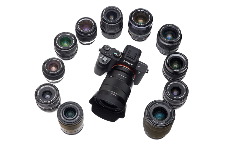 Magnolias Consulting Video Equipment Sony A7RIII and Lenses