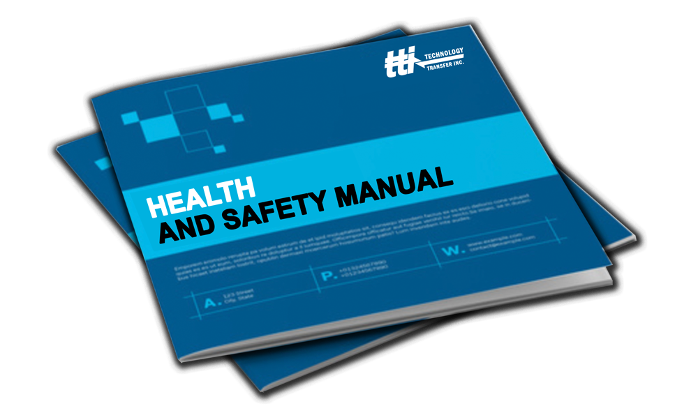 TTI Health and Safety and Quality Manual